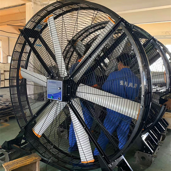 Wholesale cheap energy saving sports center air cooling outdoor big ass stand fan